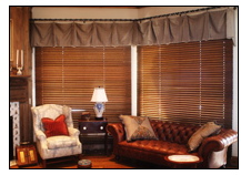 Environmentally friendly blinds